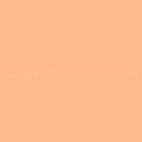 Match of Pittsburgh Paints™ 3222 Pale Peach *