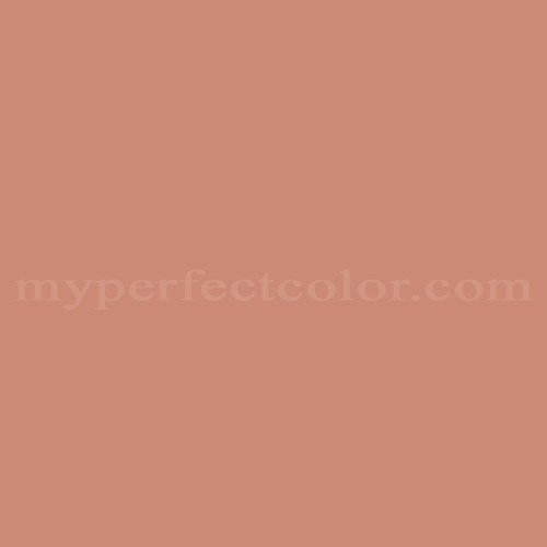 Match of Pittsburgh Paints™ 3250 Coral Tan *