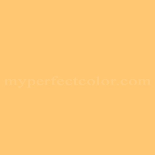 Match of Pittsburgh Paints™ 3301 Mellow Glow *