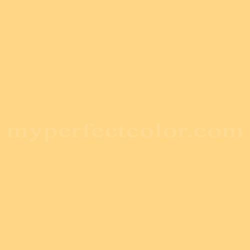 Match of Pittsburgh Paints™ 3303 Jasmine *