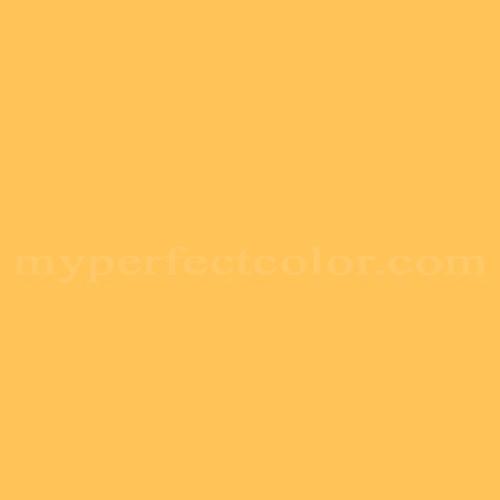 Match of Pittsburgh Paints™ 3305 Golden Corn *