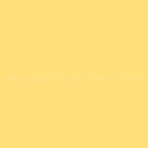 Pittsburgh paints 3321 yellow aster myperfectcolor - Colors that match with yellow ...