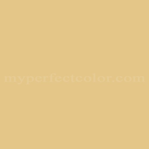 Match of Pittsburgh Paints™ 3330 Glint O' Gold *