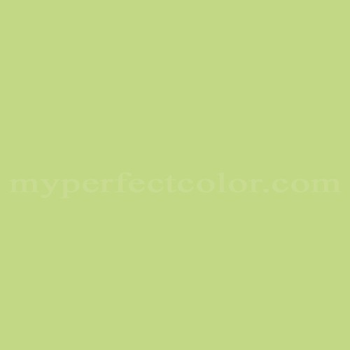 Color Match Of Pittsburgh Paints 3391 Light Moss