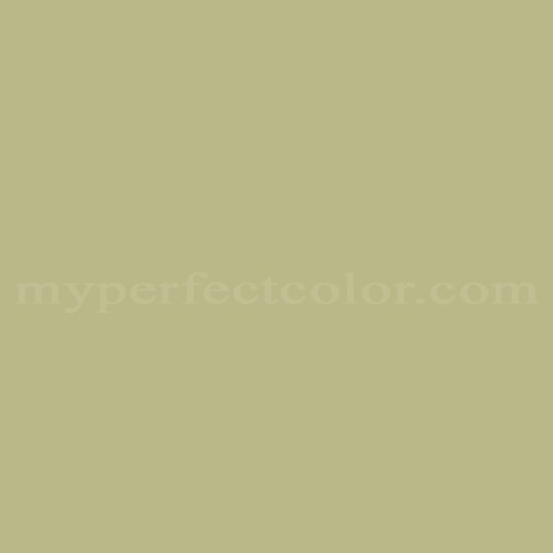 Match of Pittsburgh Paints™ 3420 Almond Green *