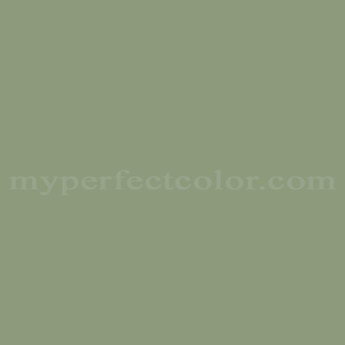 Match of Pittsburgh Paints™ 3425 Dusty Green *