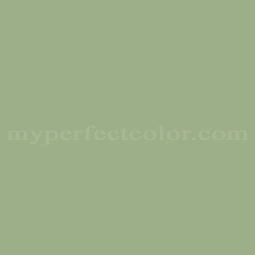 Match of Pittsburgh Paints™ 3426 Aspen Green *