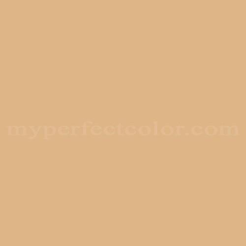 Match of Pittsburgh Paints™ 3485 Oakbuff *
