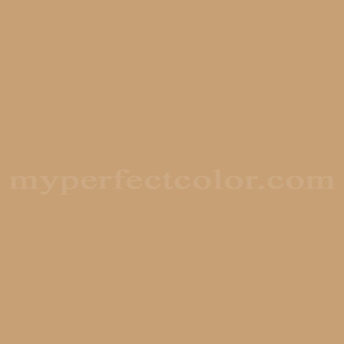 Match of Pittsburgh Paints™ 3494 Cameo Tan *