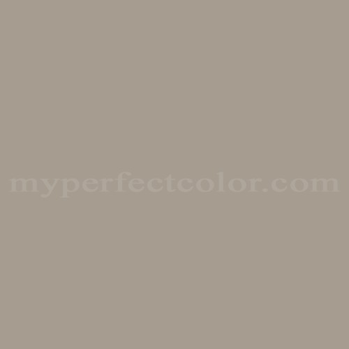 Match of Pittsburgh Paints™ 3638 Gray Pearl *