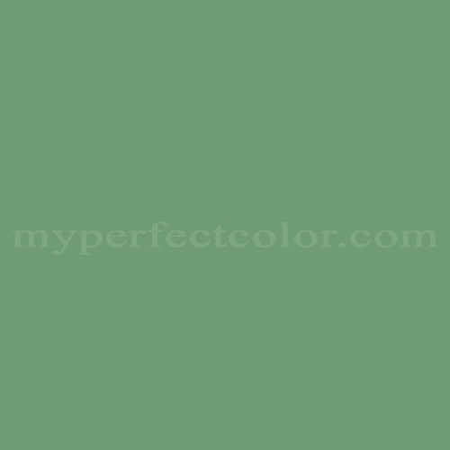 Match of Pittsburgh Paints™ 4000 Polo Green *