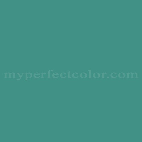 Match of Pittsburgh Paints™ 4009 Nippon Jade *