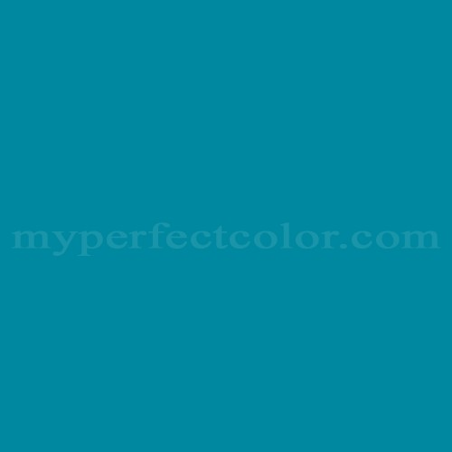 Match of Pittsburgh Paints™ 4061 Pennant Blue *