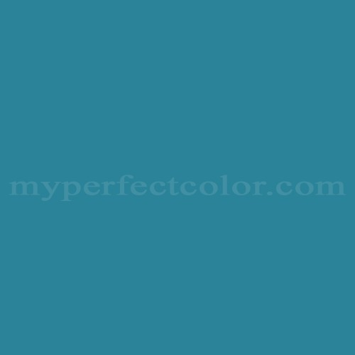 Match of Pittsburgh Paints™ 4063 Blue Moon *