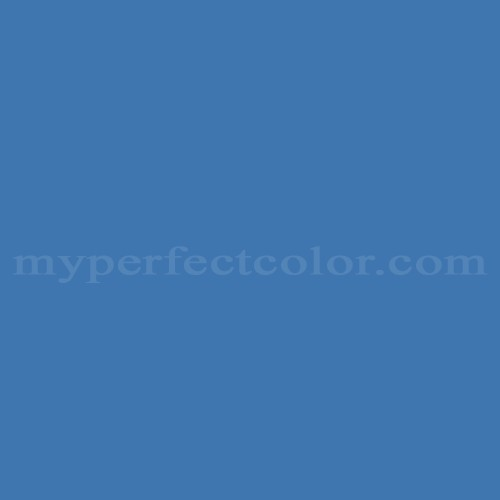 Match of Pittsburgh Paints™ 4094 Bachelor's Button *