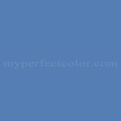 Match of Pittsburgh Paints™ 4096 Pansy Blue *