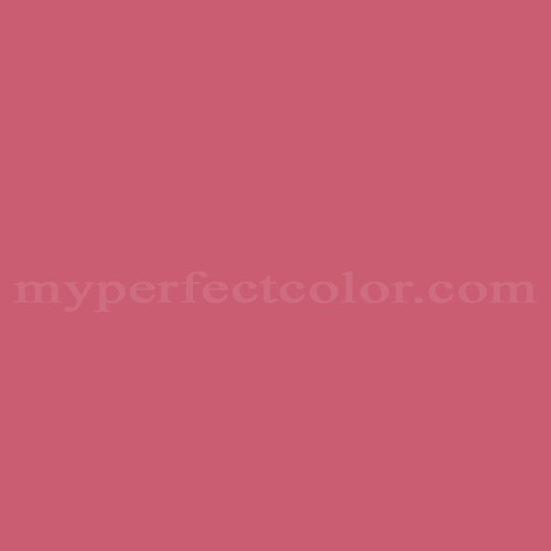 Match of Pittsburgh Paints™ 4151 Peony Pink *