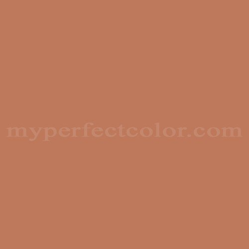 Match of Pittsburgh Paints™ 4240 Apache *