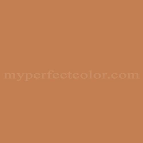 Match of Pittsburgh Paints™ 4245 Burnt Orange *