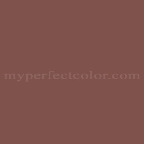 Match of Pittsburgh Paints™ 4254 Russet Tile *