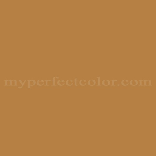 Match of Pittsburgh Paints™ 4272 Earthen Gold *