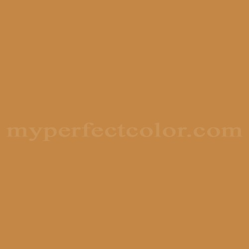 Match of Pittsburgh Paints™ 4286 Saddle Tan *