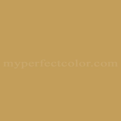 Match of Pittsburgh Paints™ 4332 Brass *