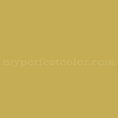 Match of Pittsburgh Paints™ 4360 Pyrite *