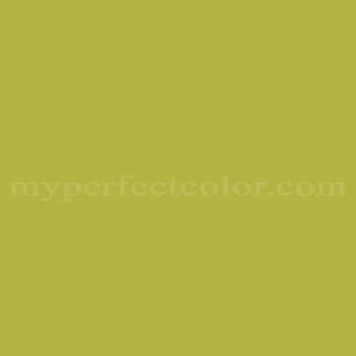 Match of Pittsburgh Paints™ 4367 Sparkle Green *
