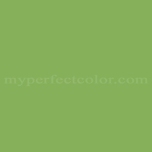 Match of Pittsburgh Paints™ 4396 Deep Lime *
