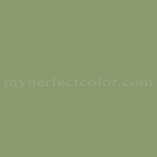 Match of Pittsburgh Paints™ 4429 Green Crabapple *
