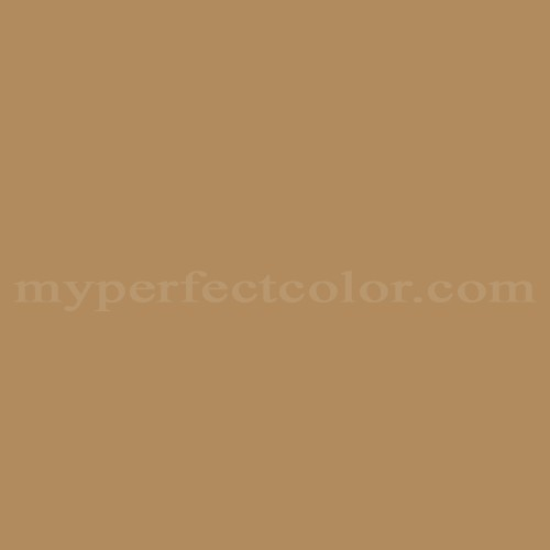 Color Match Of Pittsburgh Paints 4490 Camel Brown