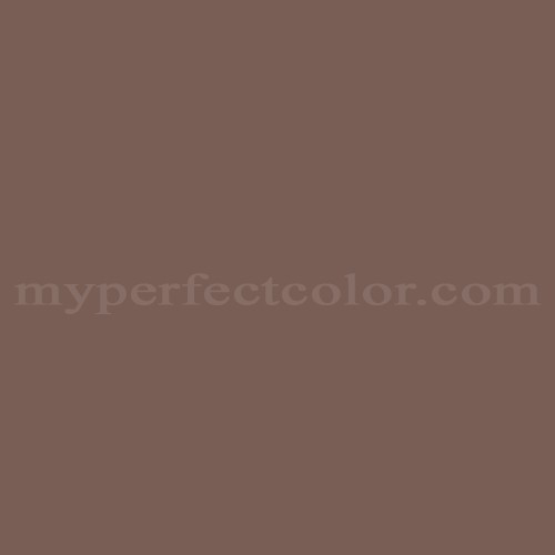 Match of Pittsburgh Paints™ 4600 Coffee Brown *
