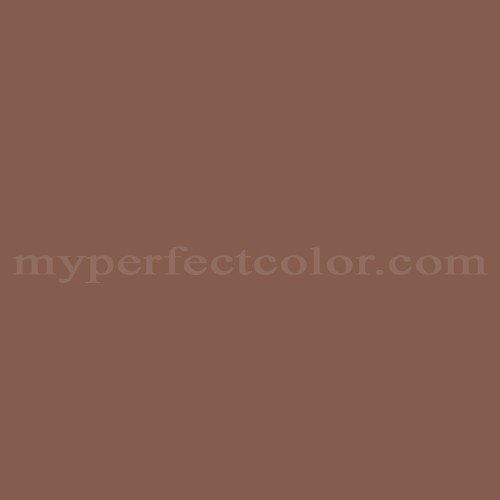 Match of Pittsburgh Paints™ 4602 Cocoa *