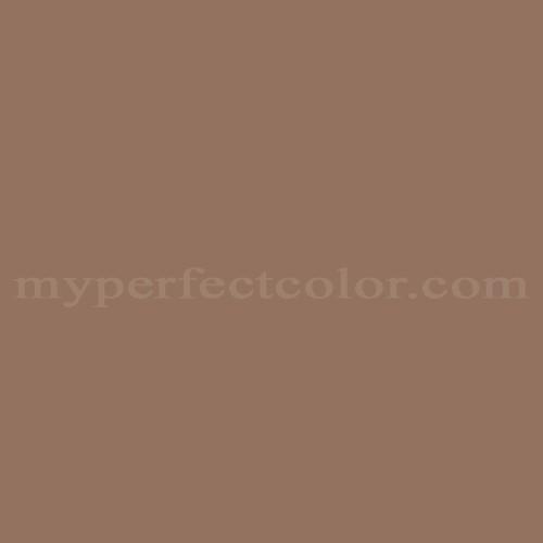 Match of Pittsburgh Paints™ 4603 Hispano *