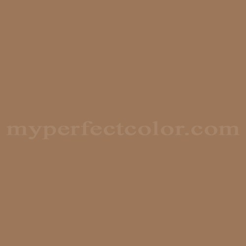 Match of Pittsburgh Paints™ 4605 Brownstone *