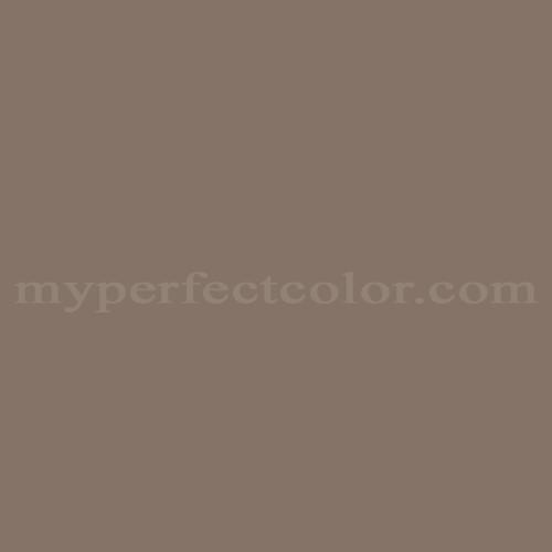 Match of Pittsburgh Paints™ 4610 Truffle *