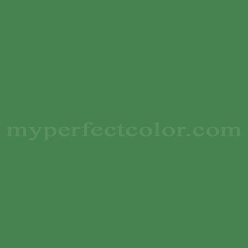 Match of Pittsburgh Paints™ 7001 Penn's Green *