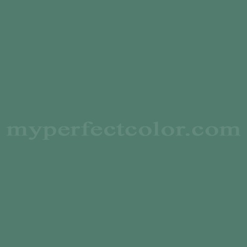 Match of Pittsburgh Paints™ 7010 Egyptian Green *