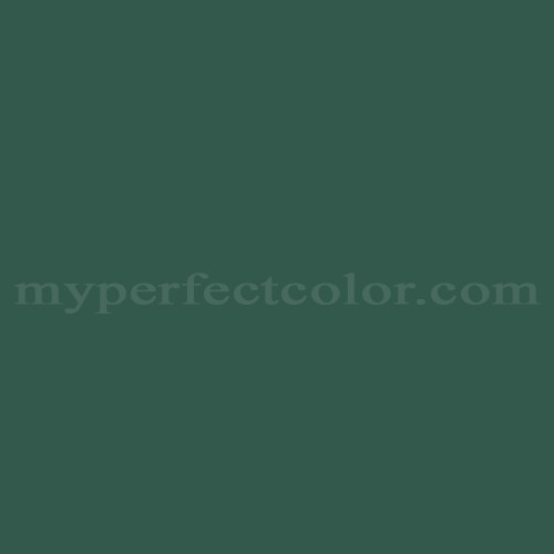 Match of Pittsburgh Paints™ 7011 Forest Shade *