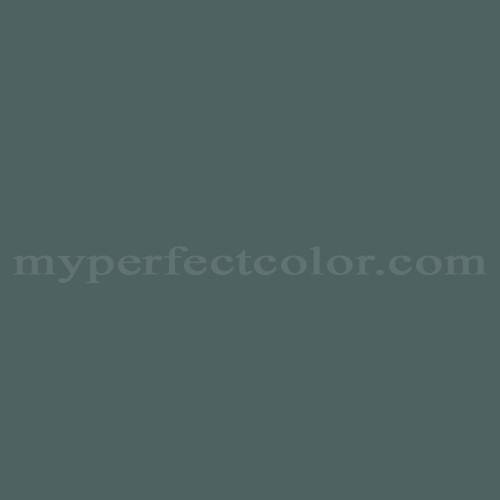 Match of Pittsburgh Paints™ 7036 New Spruce *