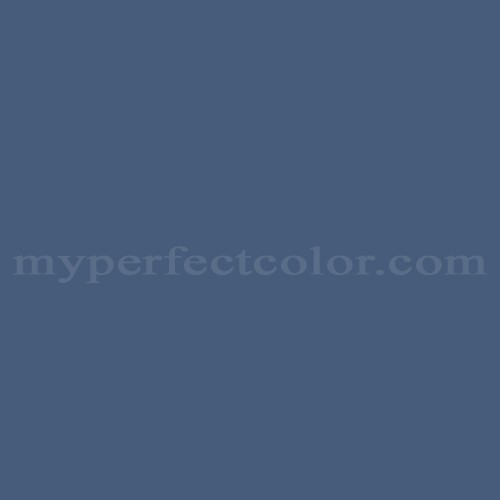 Match of Pittsburgh Paints™ 7091 Blueberry *