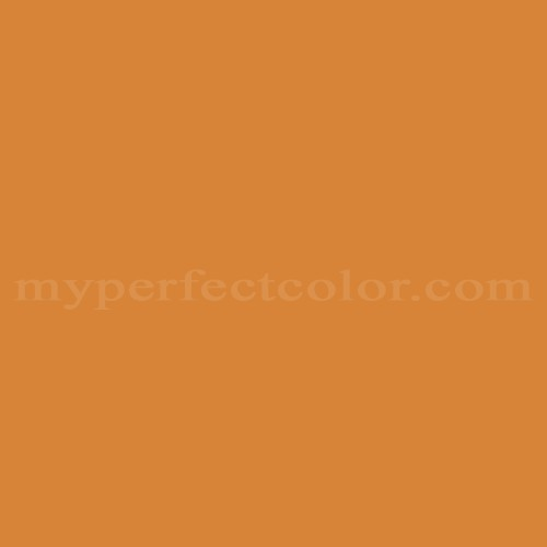 Match of Pittsburgh Paints™ 7242 Autumn Leaf *