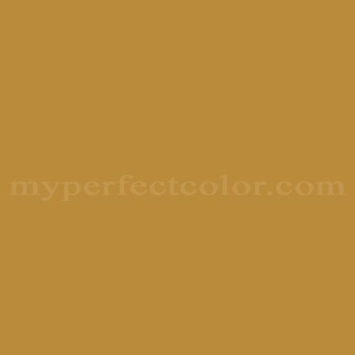 Match of Pittsburgh Paints™ 7332 Maraca Gourd *