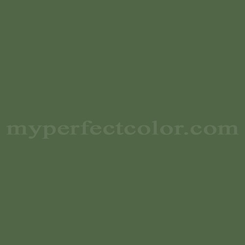 Match of Pittsburgh Paints™ 7424 Casino Green *