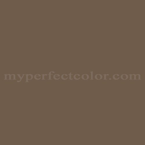 Match of Pittsburgh Paints™ 7484 Ranchwood *
