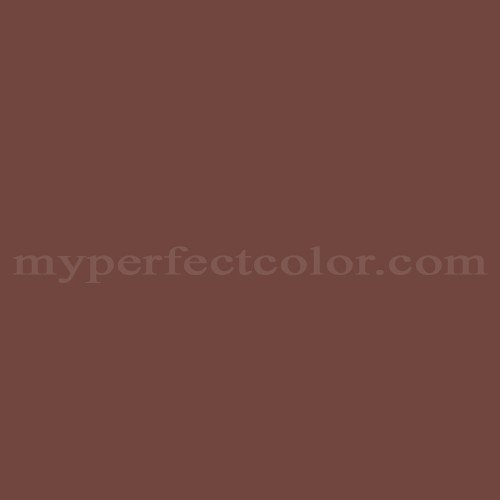 Match of Pittsburgh Paints™ 7621 Port Wine *
