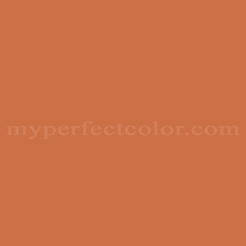 Match of Behr™ PMD-103 Sweet Carrot *