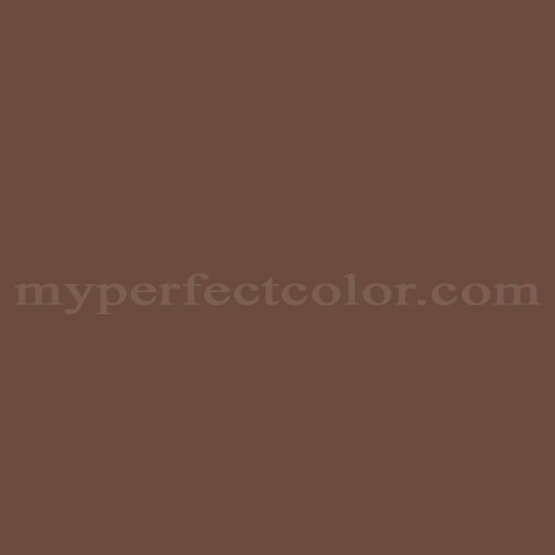 Match of Behr™ PMD-108 Double Chocolate *