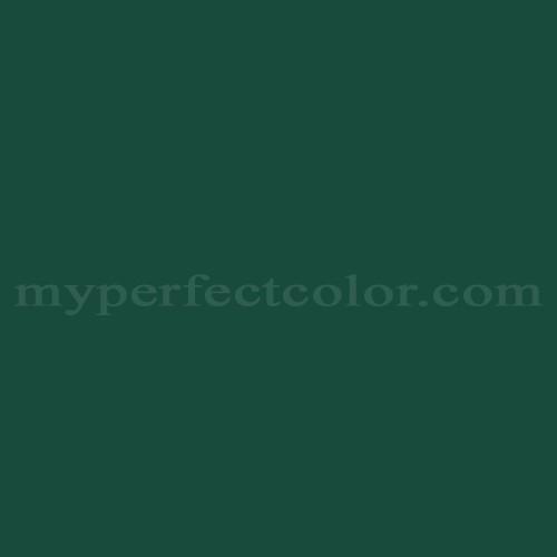 Match of Behr™ PPF-02B Patio Green Gloss *
